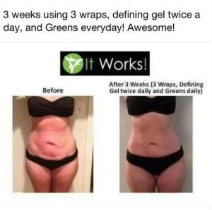 3 Weeks 3 Wraps Defining Gel