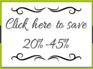 Save 20% - 45%